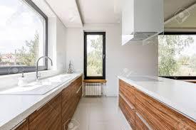 Küchenzeile Fenster