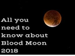 Chandra Grahan 2018 चदर गरहण All You Need To Know