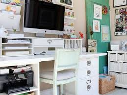 Decorate Office Desk Office 19 Home Office Desk Decorating Ideas Design For Homes
