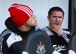 Image result for Newcastle United Robbie Keane