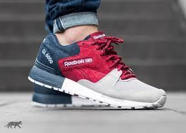 reebok 6000 gl. reebok gl 6000 *summer in new england* pack (cranberry red / tin grey collegiate navy white) gl t