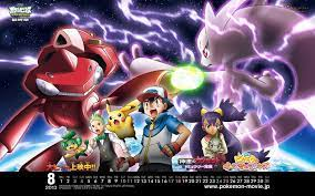 Pokemon Movie 16 Genesect and the Legend Awakened Hindi Dubbed HD Download