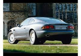 Bildergalerie Aston Martin Db7 Coupé Baujahr 1994 2004 Autoplenum De