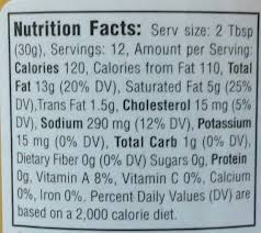 Hooters Nutrition Chart The Original Hooters Wing Sauce Medium