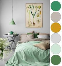 ... Ikea Green Mustard Grey Bedroom Color Palette And Gray Ideas Mint Queen  In 94 Beautiful Picture ...