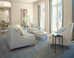 Benjamin Moore Off Whites Rug Traditional Room Pale Blue Cream Off White Walls Light Airy