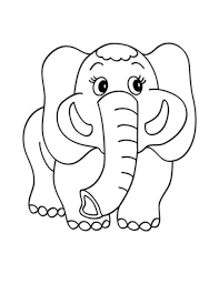 Big Eyes Coloring Pages At Getdrawingscom Free For Personal Use