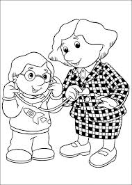 Small Picture Coloring Page Postman pat coloring pages 16