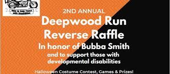 Reverse Raffle Rules Deepwood Run Reverse Raffle Friday Oct 4th 2019 98 5 Wncx