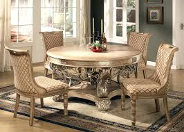elegant luxury round dining table luxury round dining room sets luxury round dining table sets