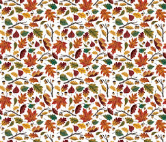 Fall Leaf Pattern Fascinating Fall Leaf Pattern Wallpaper Ldotillustration Spoonflower