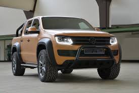 Volkswagen Amarok - Knocking the socks off of the competition ...