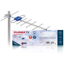 Купить <b>Антенна</b> эфирная активная <b>Lumax DA2213A</b> - цены ...