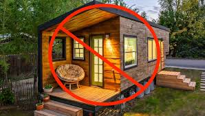 Small Picture FALSE Tiny Homes Ban