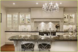 small crystal chandeliers for kitchens