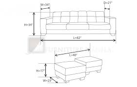 measurements storage gorgeous average sofa length 4 fresh couch 31 for new with impressive average sofa length