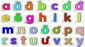 Cách dạy trẻ 5 tuổi hoc bảng chữ cái tiếng việt chuẩn♫khanhhuybaby - YouTube