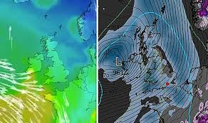 Uk Weather Forecast Met Office Says Uk To Be Hit By