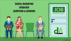 Common Marketing Interview Questions 10 Common Digital Marketing Interview Questions With Best