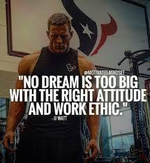 Watt, visit his top 100 quotes below. Motivated Mindset Instagram Jj Watt Quote Athlete Quotes Jj Watt Quotes Jj Watt Quote