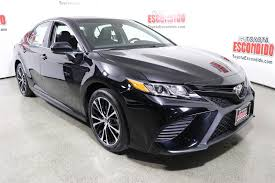 New 2018 Toyota Camry SE 4dr Car in Escondido #1018204   Toyota ...
