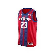 Nike Youth Swingman Jersey Size Chart Detroit Pistons Youth City Edition Nike Griffin 23 Swingman Jersey