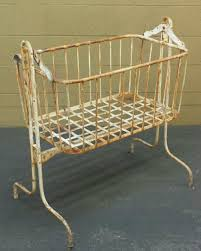 Antique Baby Cribs Antique Baby Cradles Ebay