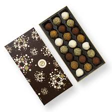 truffles selection