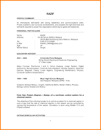 Classy Sample Of Resume Objective For Fresh Graduate With 4 Resume