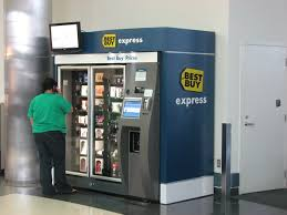 Kiosk Vending Machine Best Best Buy Kiosk At LAX Making Business Social