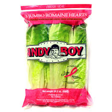 jumbo romaine hearts andyboy view nutrition facts