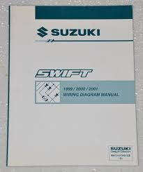 1999 2000 2001 suzuki swift factory electrical wiring diagrams 1995 suzuki esteem electrical wiring diagrams manual
