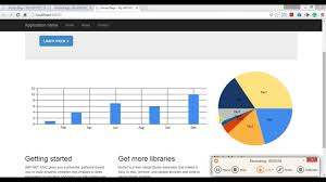How Display Data On Graph In Asp Net Mvc4 5 Graphs In Mvc