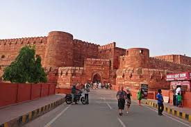 Image result for image of agra fort
