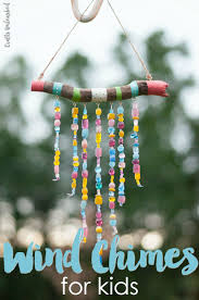 Diy Wind Chimes Diy Wind Chimes For Kids Step By Step Consumer Crafts