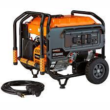 shop generac xt 8000 running watt portable generator with generac generac xt8000e owners manual at Generac Xg 8000 Wiring Diagram