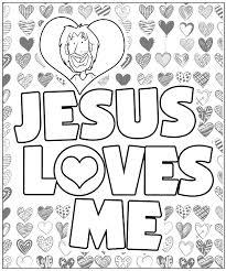 Free download 37 best quality jesus loves me coloring page at getdrawings. Jesus Loves Me Coloring Pages Coloring Rocks