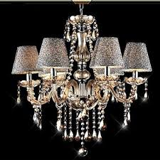 40w modern contemporary classic vintage crystal electroplated glass chandeliers