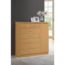 Dresser With Cabinet Dressers Bedroom Furniture Furniture Decor The Home Depot
