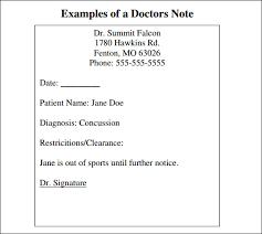 Mock Doctors Note Free 33 Doctors Note Samples In Google Docs Pdf Word