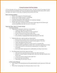personal description sample .personal-assistant-duties-for-resume -samples-of-resumes.jpg