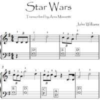 From the sequel star wars. Sheet Music Pdf Ania Massetti Composer