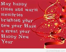 Quotes Of Happy New Year