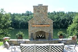 outdoor stone fireplace designs pictures outside ideas design gallery images painted makeover