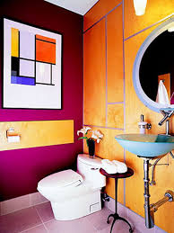 Remodelaholic  25 Inspiring And Colorful Bathroom VanitiesColorful Bathroom