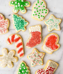 christmas sugar cookies recipe.  Cookies Soft And Fluffy Cream Cheese Sugar Cookies With Perfect Icing The Only Cut  Out Cookie In Christmas Recipe