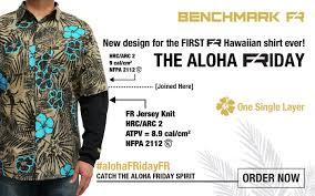 Fr Rating Chart Flame Resistant Arc Flash Clothing Fr Shirts Benchmark Fr