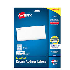 avery template 5167 blank amazon com avery mailing address labels inkjet printers 2 000