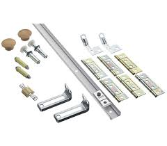 bypass bi fold pocket door hardware