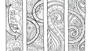 Bookmark Coloring Pages Bookmark Coloring Pages Bookmarks To Print And Color